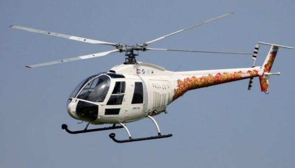 Вертолетные прогулки по Грасу
