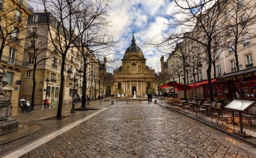 Столица Франции – Париж