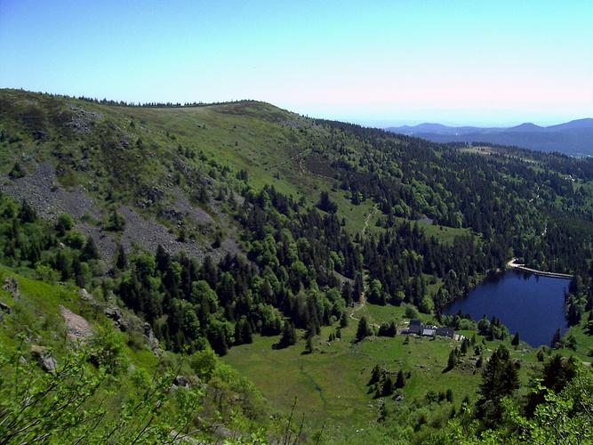 Путешествие к Вогезам: самым малоизвестным горам Франции