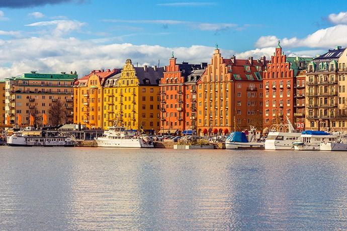 Швеции