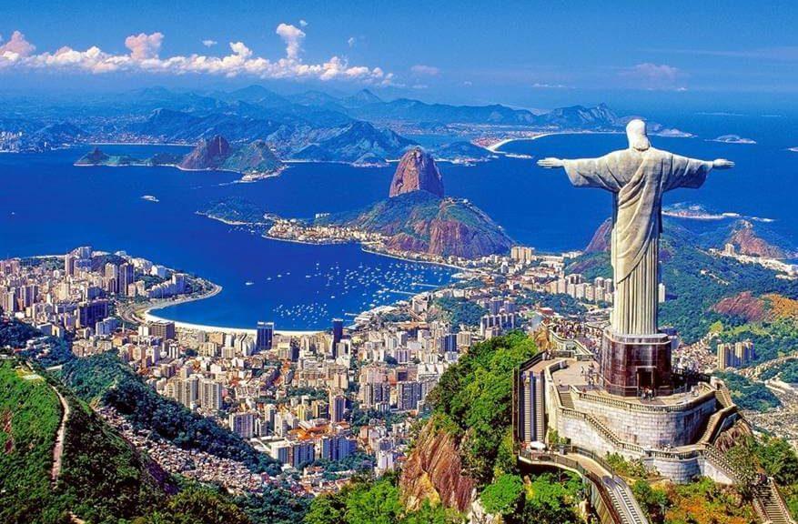 Рио-де-Жанейро.